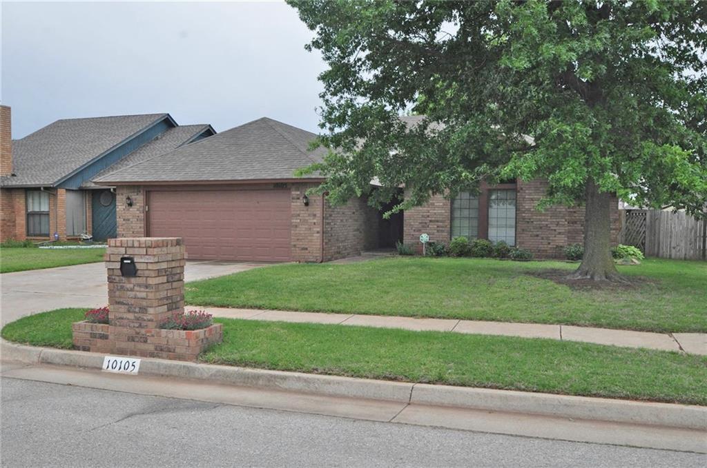 10105 S Carter Court, Oklahoma City, OK 73159