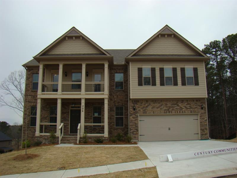306 Hillgrove Drive, Holly Springs, GA 30114