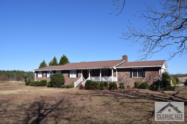 1001 Hickory Grove Church Road, Sparta, GA 31087