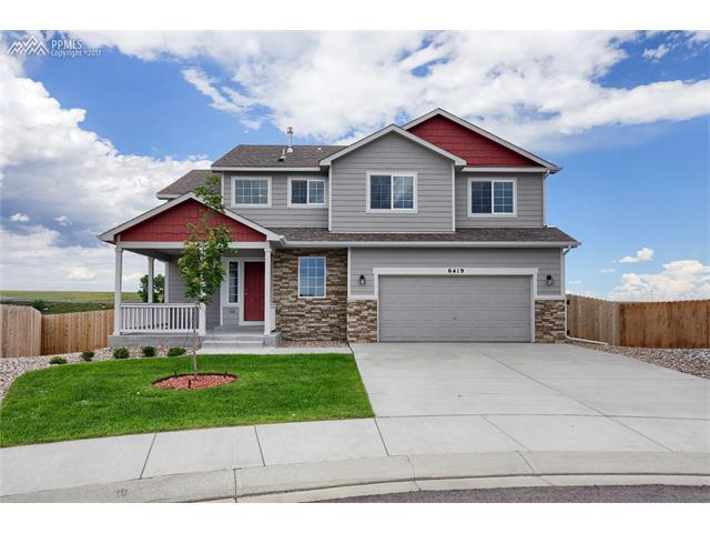 6419 San Mateo Drive, Colorado Springs, CO 80911