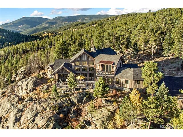 6721 Brook Forest Drive, Evergreen, CO 80439