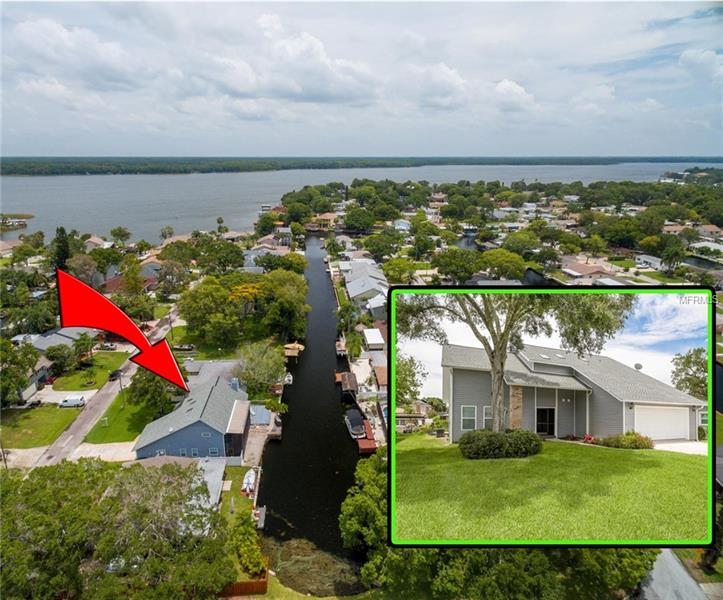 102 S CANAL DRIVE, PALM HARBOR, FL 34684