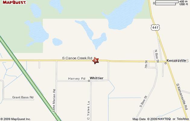 860 S CANOE CREEK ROAD, KENANSVILLE, FL 34739