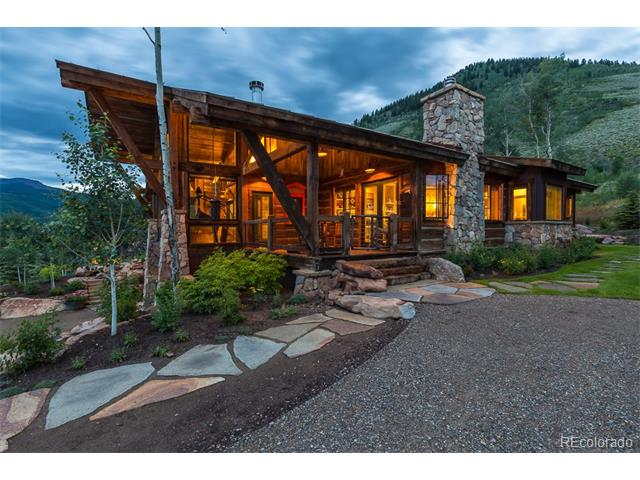 938 Round Mountain Road, Crested Butte, CO 81224