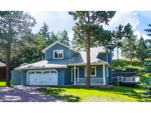 2009 Valley View Drive, Woodland Park, CO 80863