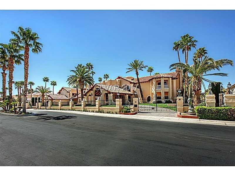 12 VINTAGE Court, Las Vegas, NV 89113