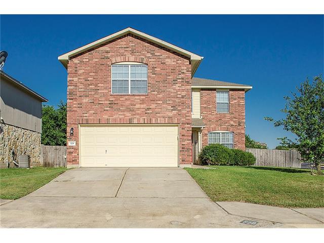 529 Meadow Park Dr, Georgetown, TX 78626