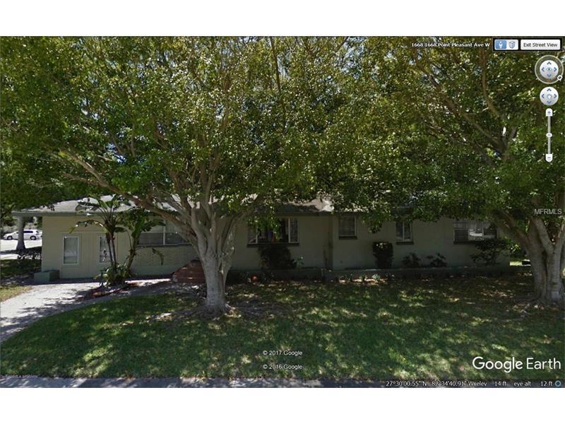 1701 POINT PLEASANT AVENUE W, BRADENTON, FL 34205