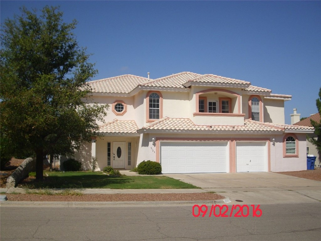 6123 LA POSTA Drive, El Paso, TX 79912