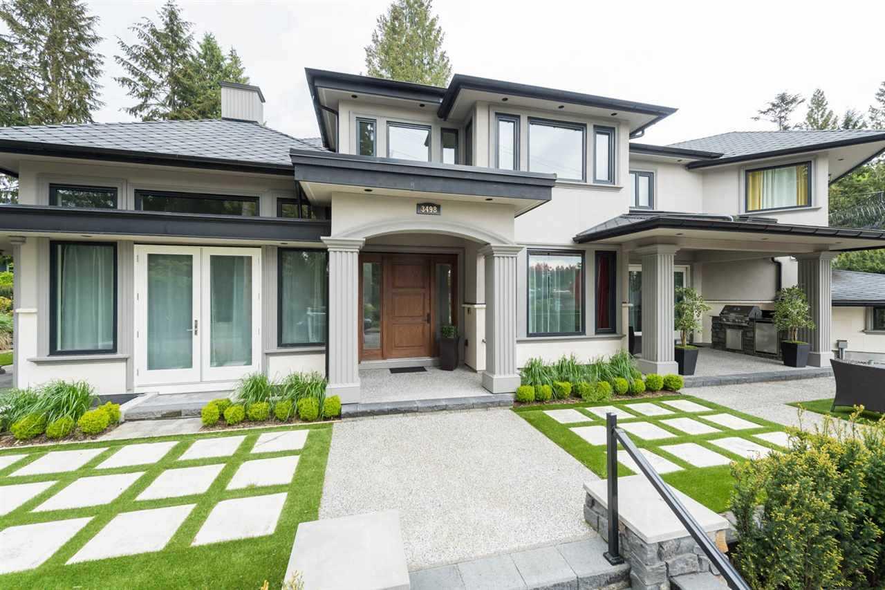 3498 SUNSET BOULEVARD, North Vancouver, BC V7R 2P4