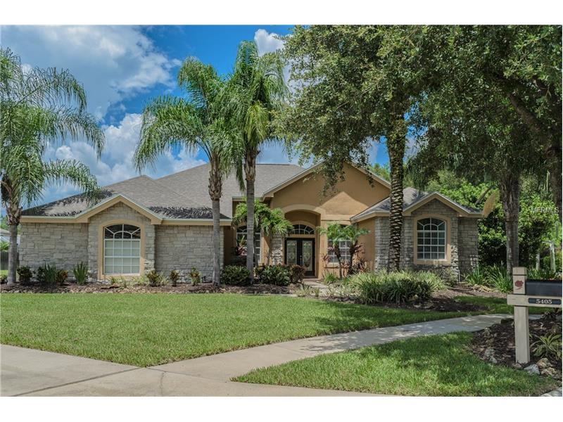 5405 BREATHLESS LANE, LUTZ, FL 33558