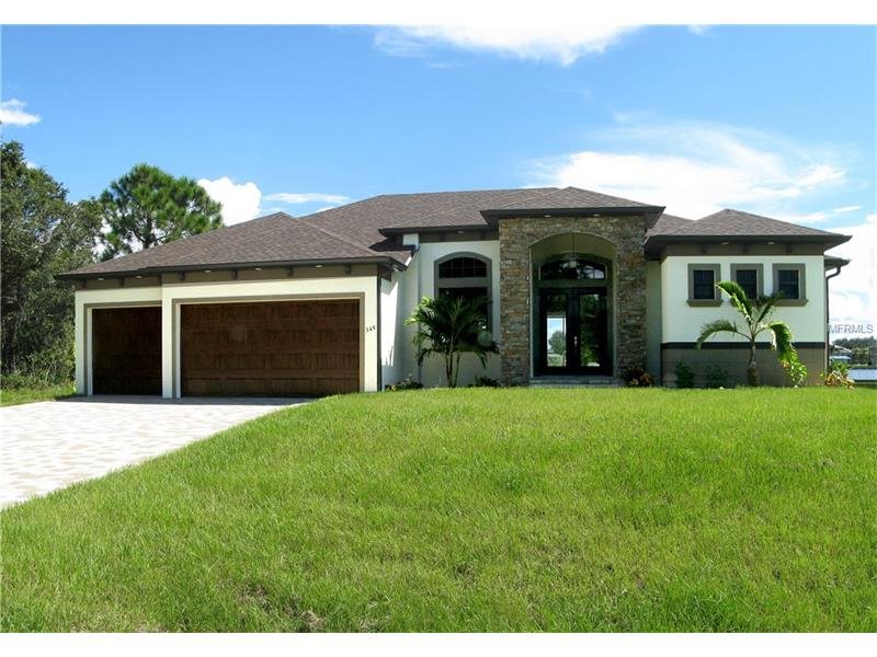 2940 PEACE RIVER DRIVE PUNTA GORDA, Florida