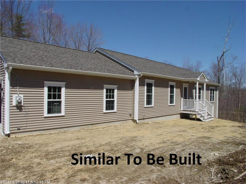 18 Bluff Drive lot 3 , Turner, ME 04282