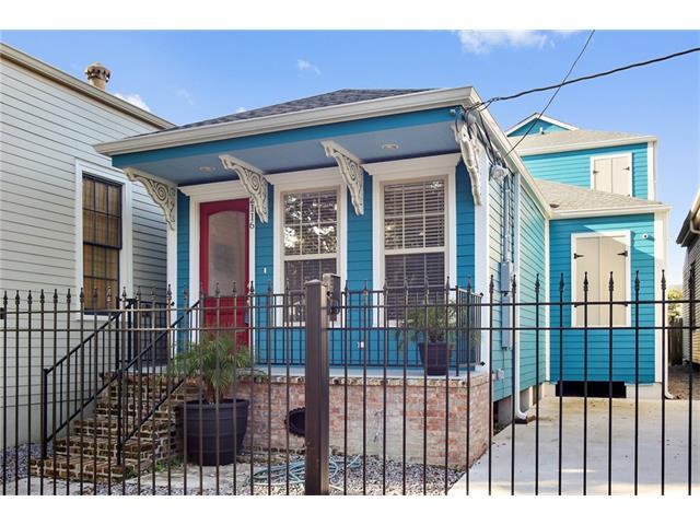 2116 BIENVILLE Street, New Orleans, LA 70119