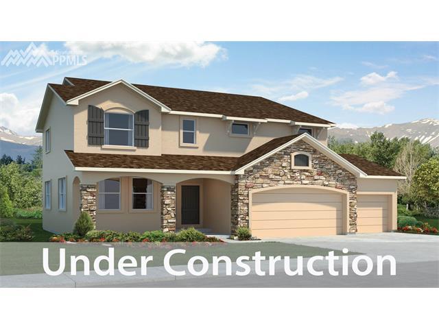 5643 Thurber Drive, Colorado Springs, CO 80924