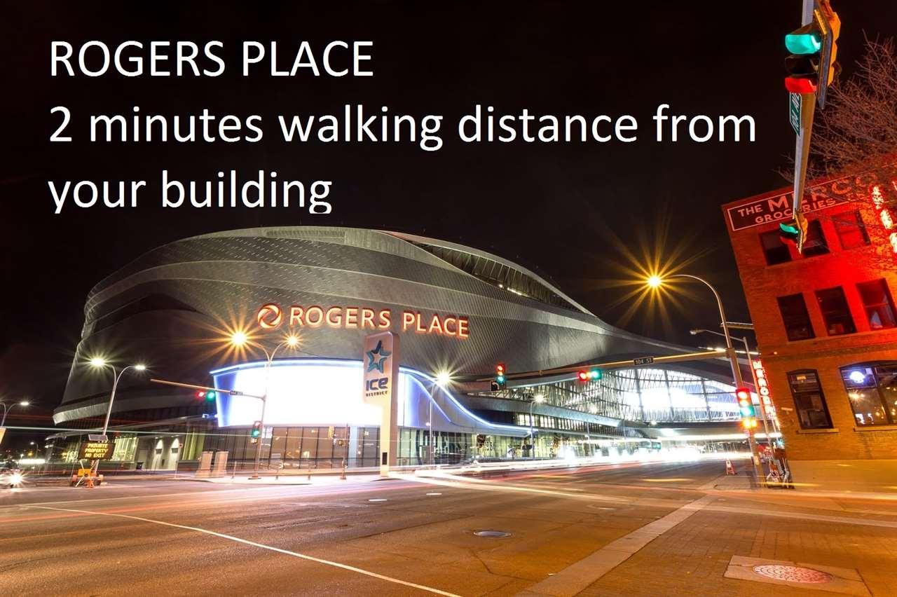 10303 105 Street NW 802, Edmonton, AB T5J 5G3