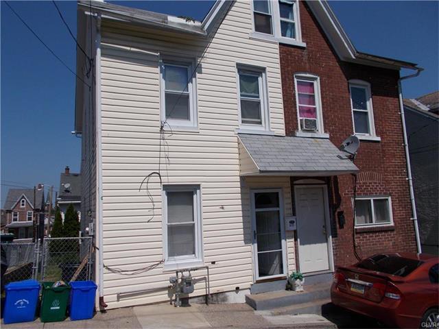 513 Jackson Street, Bethlehem City, PA 18015