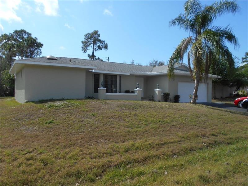 23303 MCCANDLESS AVENUE PORT CHARLOTTE, Florida