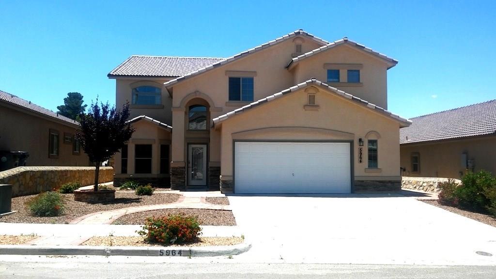 5964 Los Pueblos Drive, El Paso, TX 79912