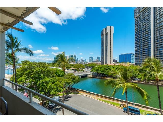 1676 Ala Moana Boulevard 409, Honolulu, HI 96815