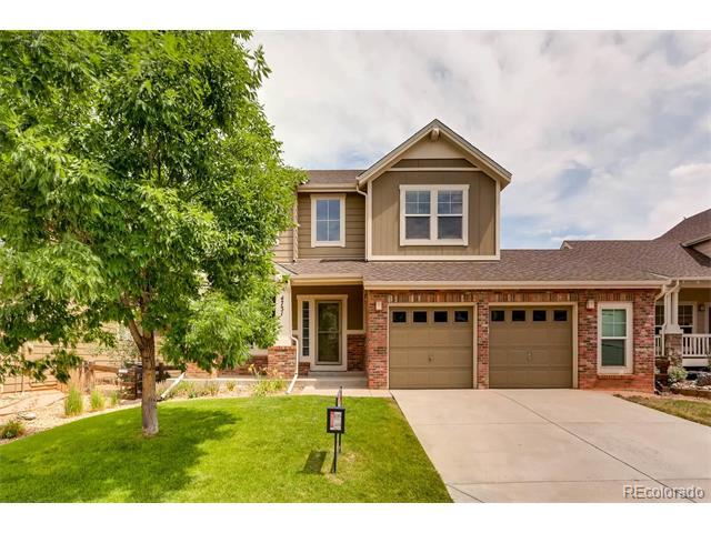 4731 Sunridge Terrace Drive, Castle Rock, CO 80109