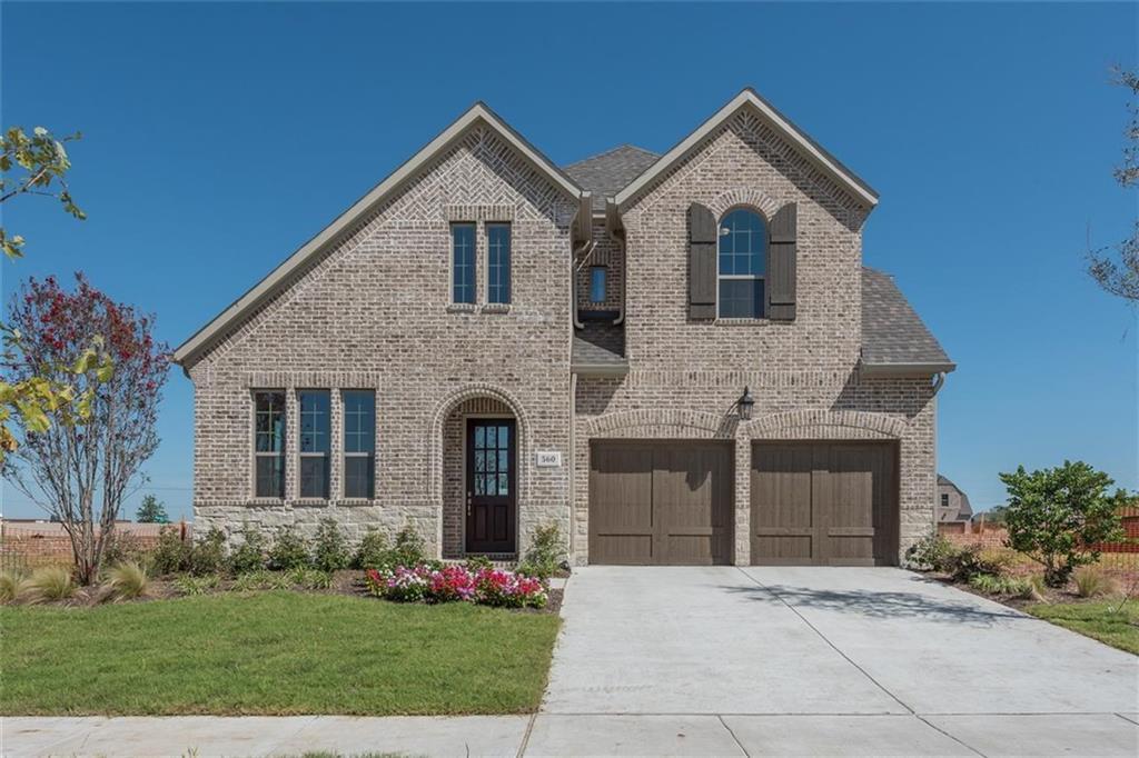 560 Thoroughbred Avenue, Frisco, TX 75034