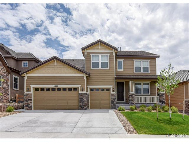 14272 Greenfield Drive, Parker, CO 80134