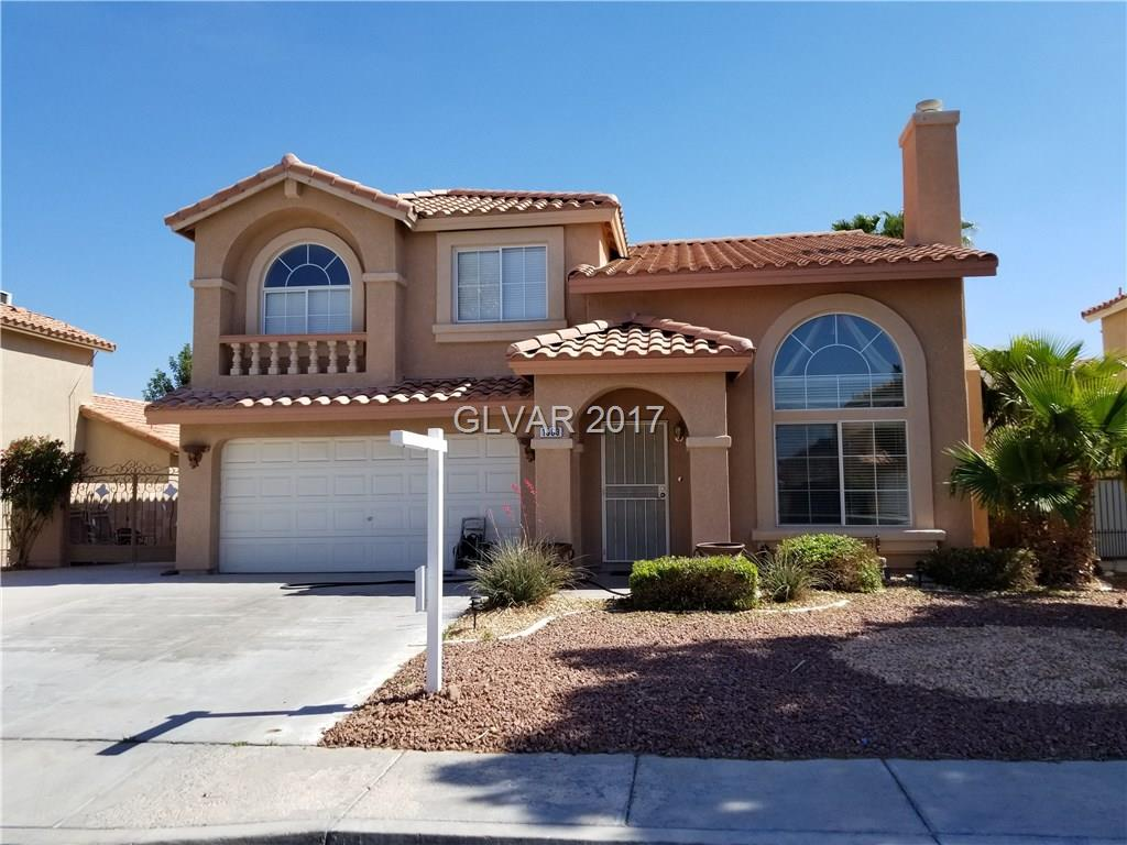 1563 SILVER FALLS Avenue, Las Vegas, NV 89123