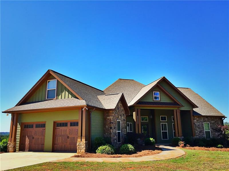 1578 Bonner Goldmine Road, Carrollton, GA 30117