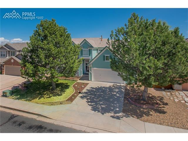 6115 Soaring Drive, Colorado Springs, CO 80918