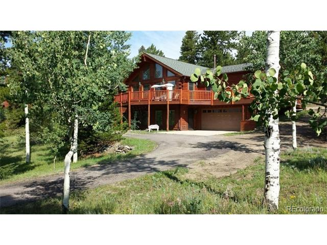 315 Juniper Road, Black Hawk, CO 80422