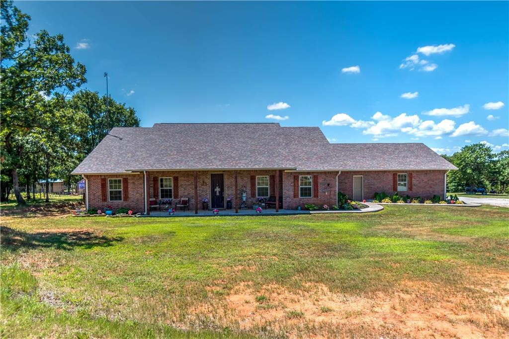 920805 Deer Ridge, Wellston, OK 74881