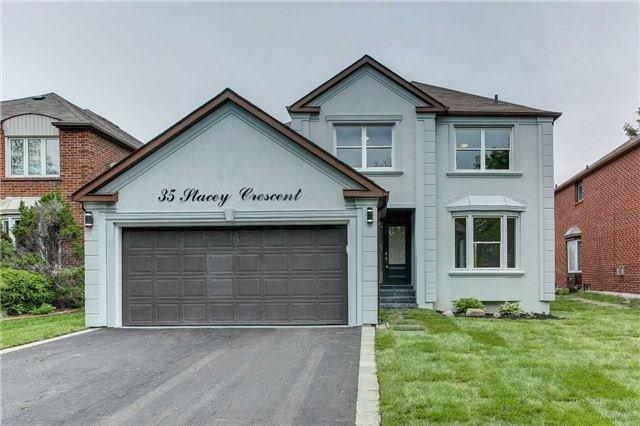 35 Stacey Cres, Markham, ON L3T 6Z5