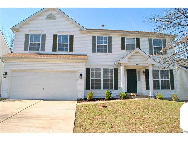 445 Coventry Trail, Maryland Heights, MO 63043
