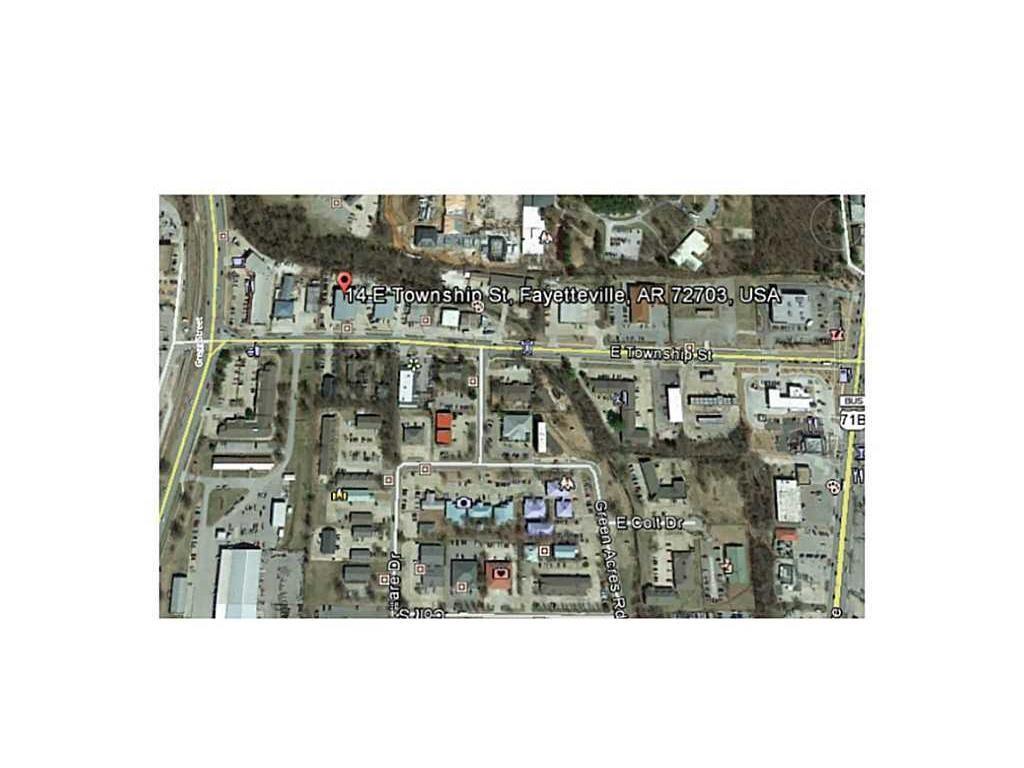14 E Township ST, Fayetteville, AR 72703