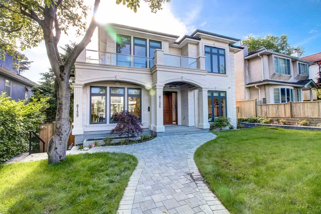 8155 CARTIER STREET, Vancouver, BC V6P 4T6