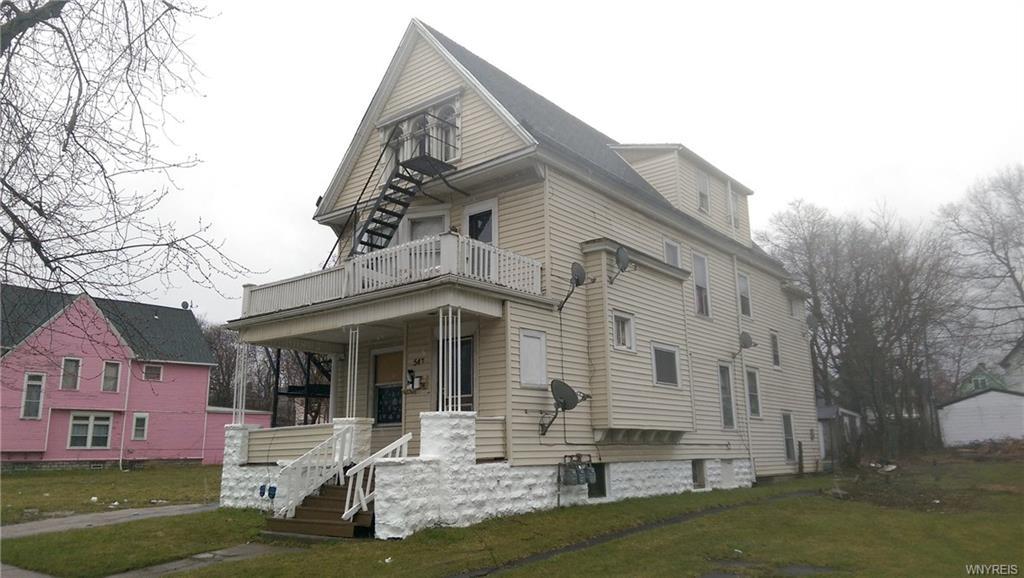 547 E Utica Street 3, Buffalo, NY 14208