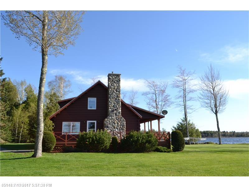162 Loon Cove RD , Stetson, ME 04488