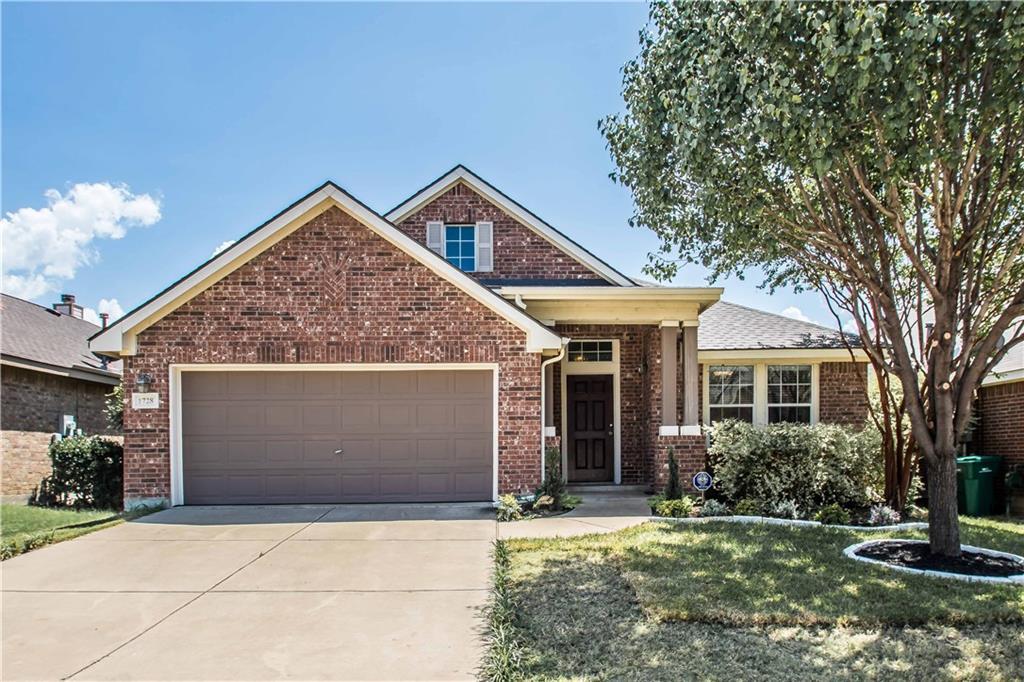 1728 Bluebird Drive, Little Elm, TX 75068