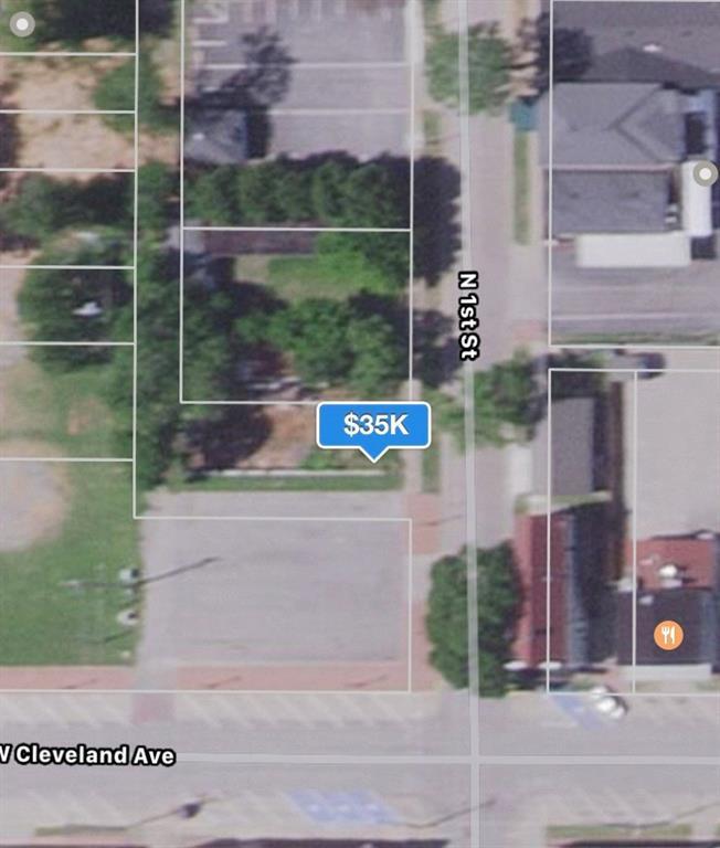 Downtown Lot, Guthrie, OK 73044