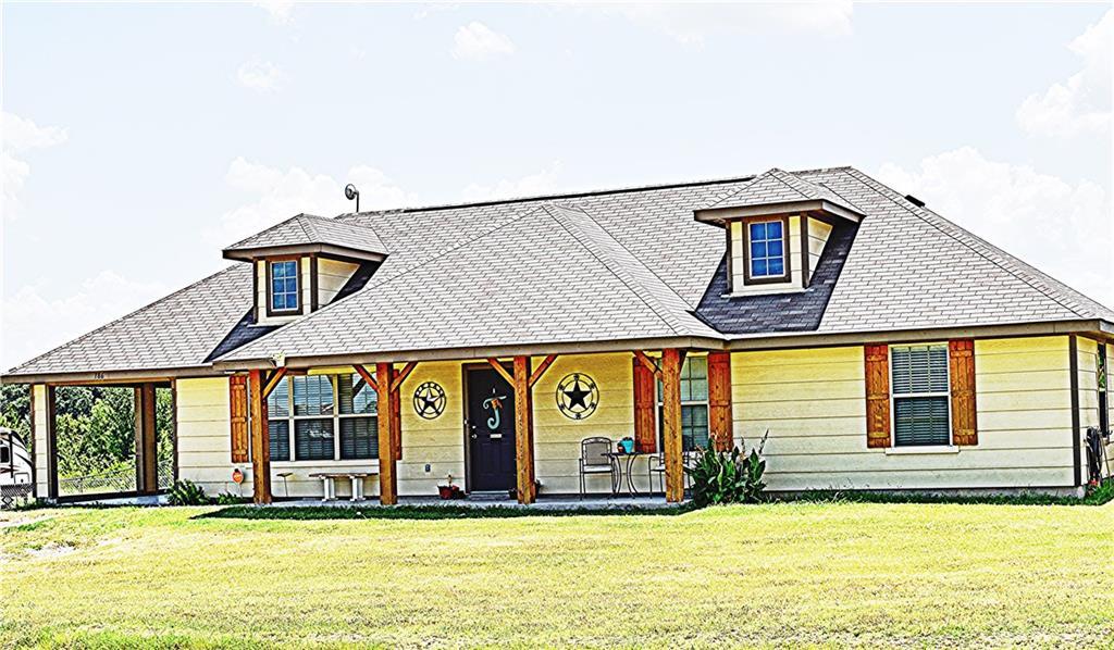186 Oakley Circle, Weatherford, TX 76085
