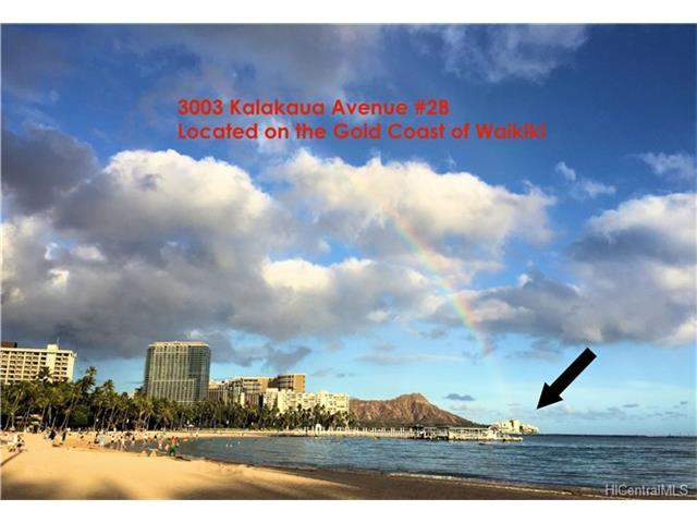 3003 Kalakaua Avenue 2B, Honolulu, HI 96815