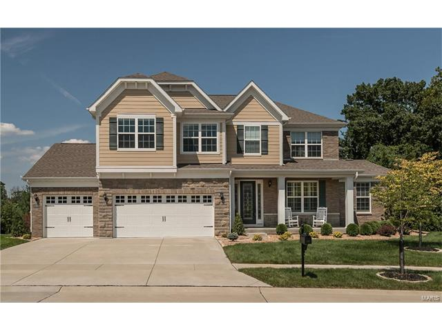 316 Willow Weald Path, Chesterfield, MO 63005