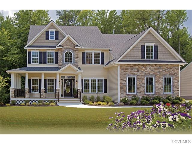 New homes for sale in chesdin harbor chesterfield county va for Modern homes for sale in virginia