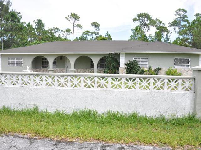 CAYMAN DRIVE/ TONGA LANE, Grand Bahama/Freeport,  00008