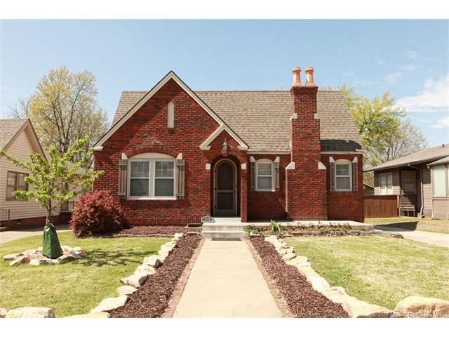 1740 S Yorktown Avenue, Tulsa, OK 74104