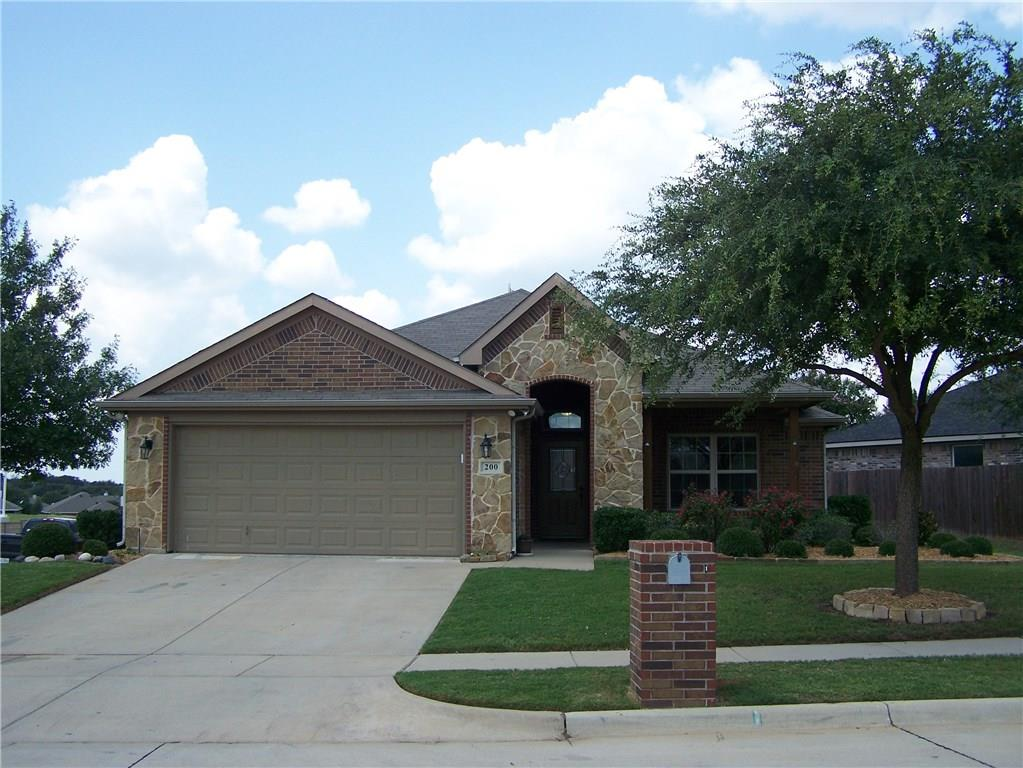 200 Jacinth Lane, Granbury, TX 76049