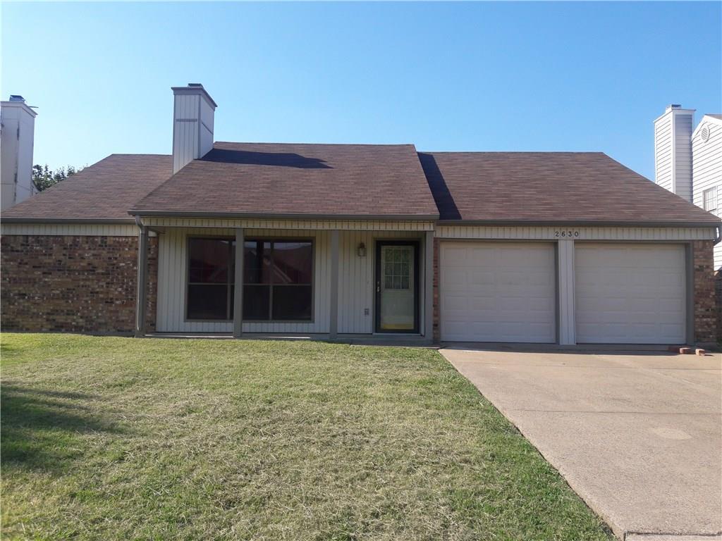 2630 Remmington Street, Grand Prairie, TX 75052