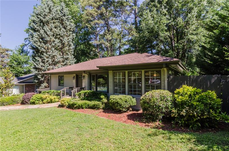 1242 NE Briar Hills Drive, Atlanta, GA 30306