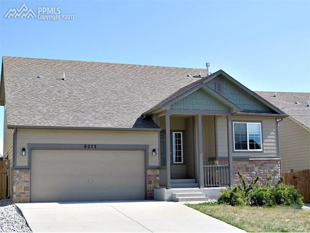 6273 Dancing Sky Drive, Colorado Springs, CO 80911